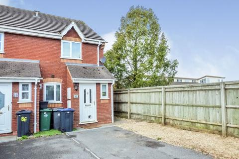 2 bedroom end of terrace house for sale - Windsor Drive, Westbury