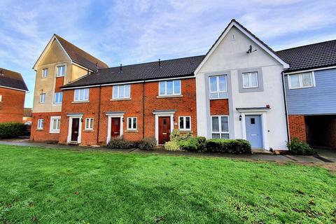 2 bedroom terraced house for sale - Europa Way, Ipswich IP1 5DL