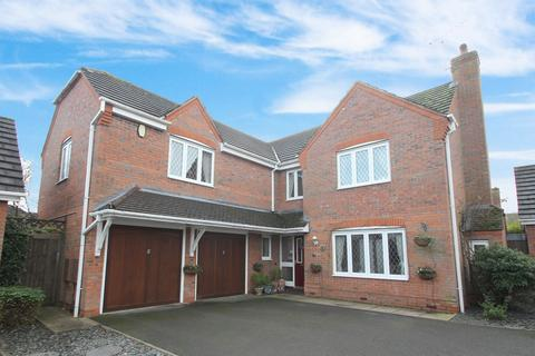 5 bedroom detached house for sale - Huddesford Drive, Balsall Common, Coventry