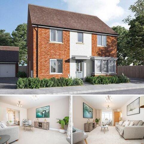 4 bedroom detached house for sale - Plot 91, The Pembroke at Longhedge Village, Old Sarum, Longhedge, Salisbury, Wiltshire SP4