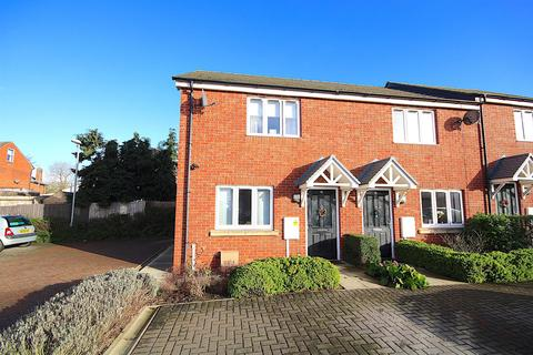 2 bedroom end of terrace house for sale - Frank Watts Close, Ratby