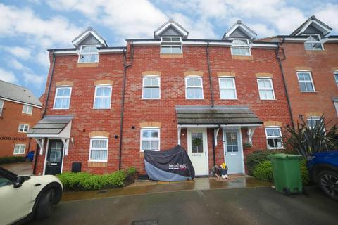 3 bedroom townhouse for sale - Hindley View, Brereton, WS15 1FF