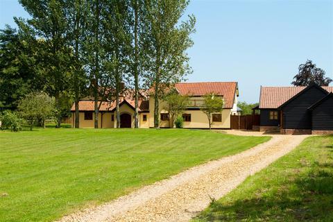 6 bedroom detached house for sale - Barhams Lane, Carleton Rode, Norwich