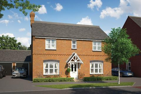 4 bedroom detached house - Plot 56, The Spinney at Curzon Park, Derby Road, Wingerworth S42