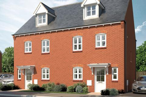 3 bedroom semi-detached house for sale - The Rothley at The Foresters at Middlebeck, Bowbridge Lane, Newark On Trent NG24