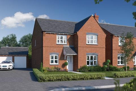 4 bedroom detached house for sale - The Weston at The Foresters at Middlebeck, Bowbridge Lane, Newark On Trent NG24