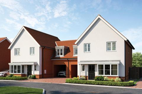 4 bedroom semi-detached house - Plot 75, The Hagan at Crown Fields, Street End Road, Chatham ME5