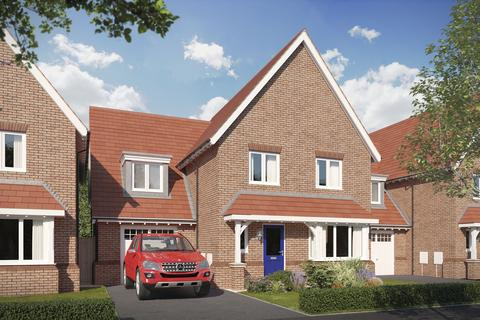 4 bedroom detached house - The Purley at Tadpole Rise, Tadpole Garden Village, Swindon SN25