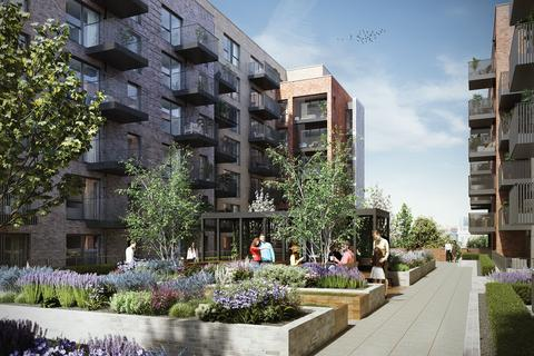 1 bedroom apartment for sale - Plot 227, Type EQ1.08 at Eastside Quarter, Broadway, Bexleyheath DA6