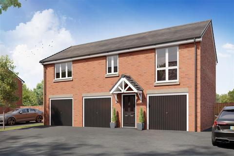 Taylor Wimpey - Cranbrook - Plot 71 - The Ashenford at Riverside Walk, Wear Barton Road EX2