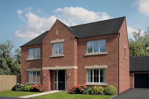 5 bedroom detached house - Plot 34, The Kettlewell at Jubilee Park, Thirkill Drive, Pannal, Harrogate HG3