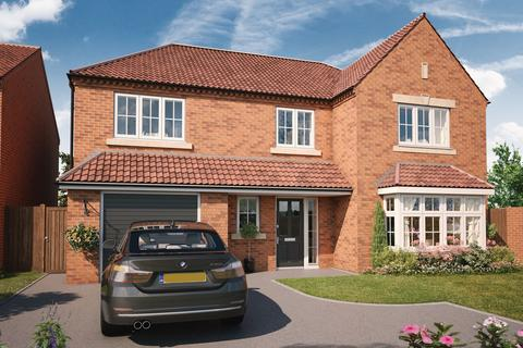 4 bedroom detached house for sale - Plot 321, The Plane 2015 at Bellway at City Fields, Novale Way, Wakefield WF1
