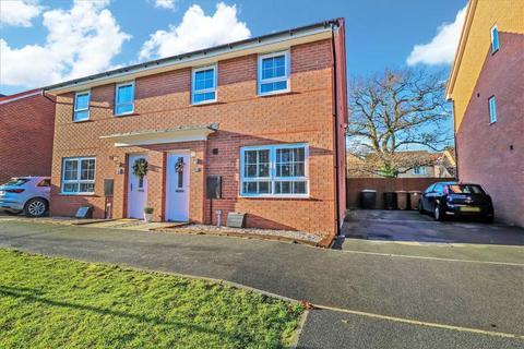 3 bedroom semi-detached house for sale - Brutus Court, North Hykeham, North Hykeham