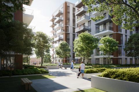 1 bedroom apartment - Plot 252, Apartment LG23 at Lexington Gardens at The Residence, 40-42 Ponton Road, Nine Elms SW8