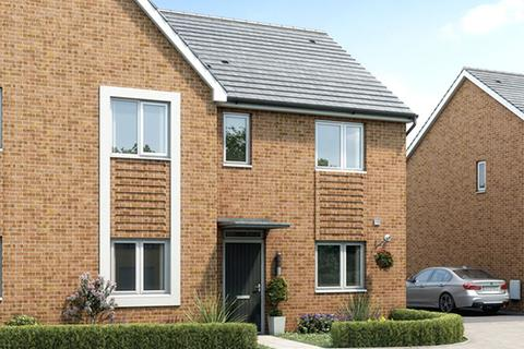 St. Modwen Homes - Lawrence Mill - Plot 183, The Chester at Elkas Rise, Quarry Hill Road DE7