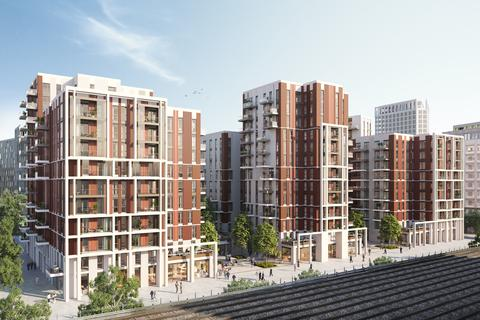 2 bedroom apartment for sale - Lexington Gardens, Nine Elms, SW8