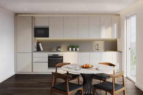 2 bedroom apartment - Lexington Gardens, Nine Elms, SW8