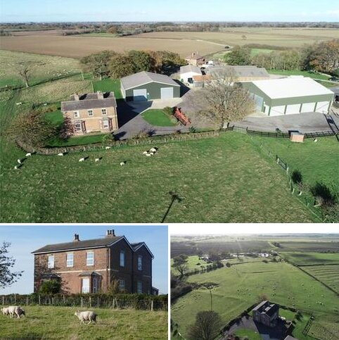 4 bedroom detached house for sale - Goxhill House Farm, Goxhill Lane, Seaton, East Riding of Yorkshire