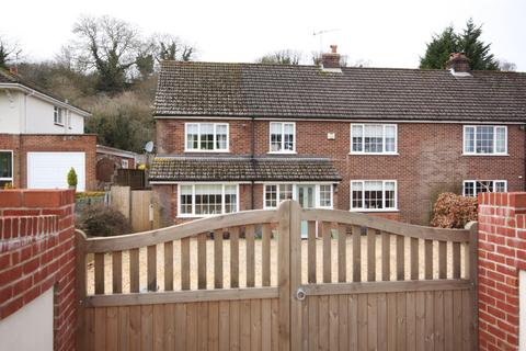 4 bedroom semi-detached house for sale - COOMBE BISSETT, SALISBURY, WILTSHIRE SP5 4LH