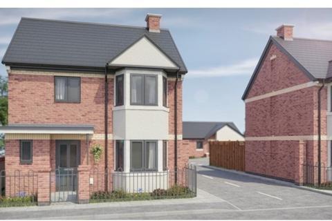 3 bedroom detached house for sale - Plot 1, 98 Station Road, Studley, Warwickshire, B80 7HR