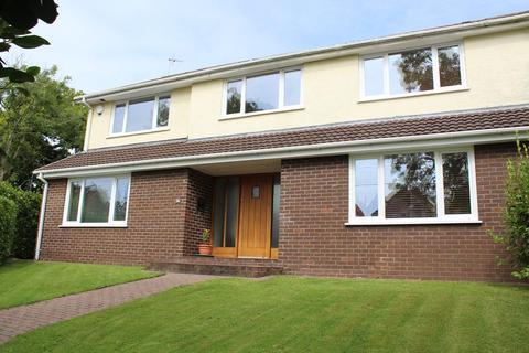 4 bedroom detached house - Whitestone Lane, Newton, Swansea, City & County Of Swansea. SA3 4UH
