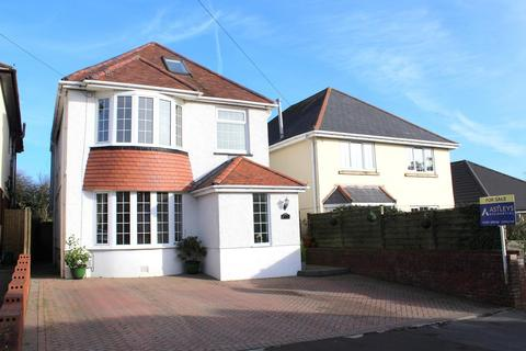 4 bedroom detached house for sale - Lady Housty Avenue, Newton, Swansea, City & County Of Swansea. SA3 4TS