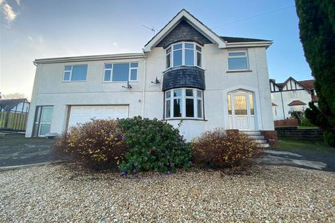 4 bedroom detached house for sale - Llanfair Gardens, Mumbles, Swansea, City & County Of Swansea. SA3 5TR