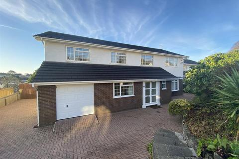 4 bedroom detached house for sale - Owls Lodge Lane, Mayals, Swansea, City & County Of Swansea. SA3 5DP