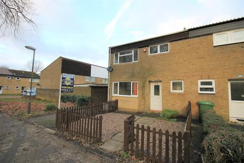 3 bedroom semi-detached house for sale - Manshead Court, Stony Stratford, Milton Keynes, MK11