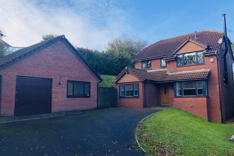 4 bedroom detached house for sale - Ffordd Dryden, Killay, Swansea, City And County of Swansea. SA2 7PD