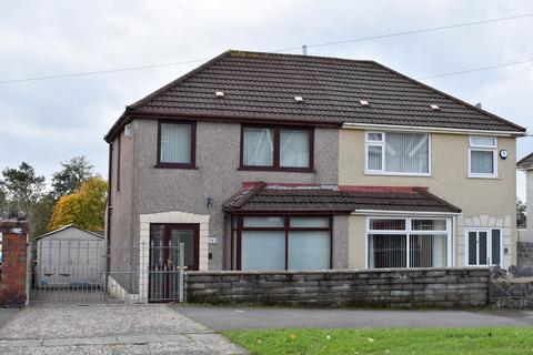 3 bedroom semi-detached house for sale - Pentregethin Road, Ravenhill, Swansea, City And County of Swansea. SA5 5ET