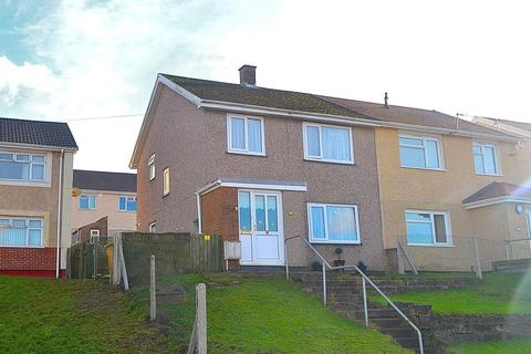 3 bedroom semi-detached house - Caernarvon Way, Bonymaen, Swansea, City And County of Swansea. SA1 7HN