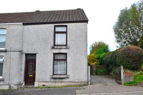 2 bedroom end of terrace house for sale - Carmarthen Road, Fforestfach, Swansea,