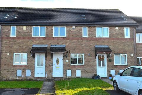 2 bedroom terraced house for sale - Templeton Way, Penlan, Swansea, City And County of Swansea. SA5 7JY