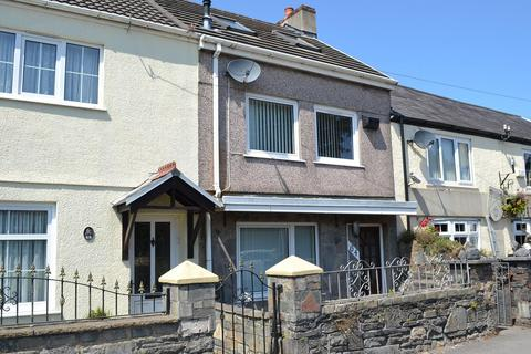 3 bedroom terraced house for sale - Ystrad Road, Fforestfach, Swansea, City And County of Swansea. SA5 4BU