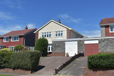 4 bedroom detached house for sale - Rhyd-y-defaid Drive, Sketty, Swansea, City And County of Swansea. SA2 8AN