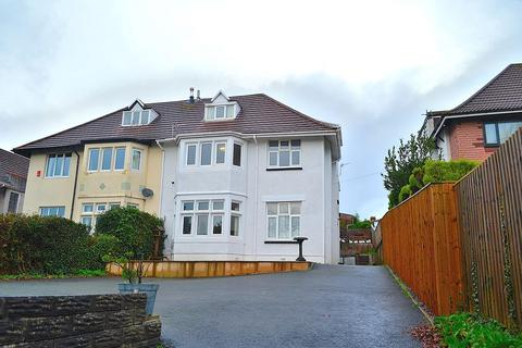 4 bedroom semi-detached house for sale - Gower Road, Sketty, Swansea. SA2 9HS