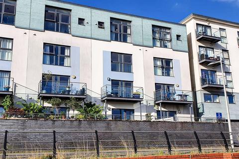 5 bedroom townhouse for sale - Marina Villas, Maritime Quarter, Swansea, City & County Of Swansea. SA1 1FZ
