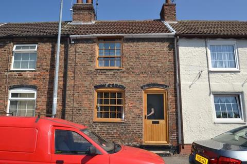 2 bedroom terraced house to rent - Church Street, Sutton, Hull