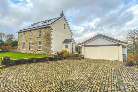 3 bedroom property with land for sale - Saron, Llandysul