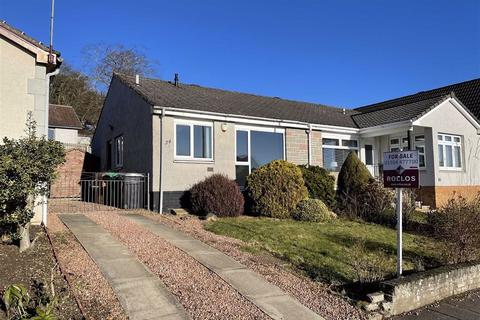 2 bedroom semi-detached bungalow for sale - 24, Hillview Road, Balmullo, Fife, KY16