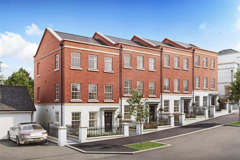 4 bedroom terraced house for sale - Plot 243- The Laurel- Coppice Place at Sherford at Sherford, Hercules Road, Sherford PL9