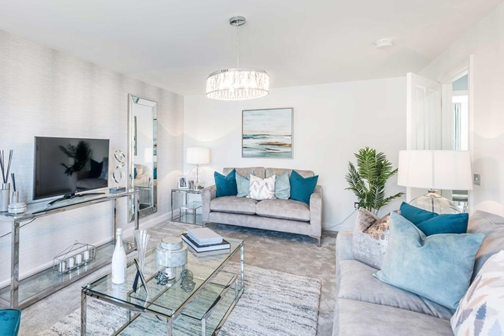Cullen Show Home Lounge