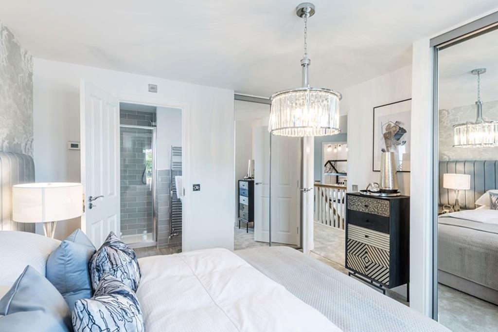 Show Home Cullen Main Bedroom