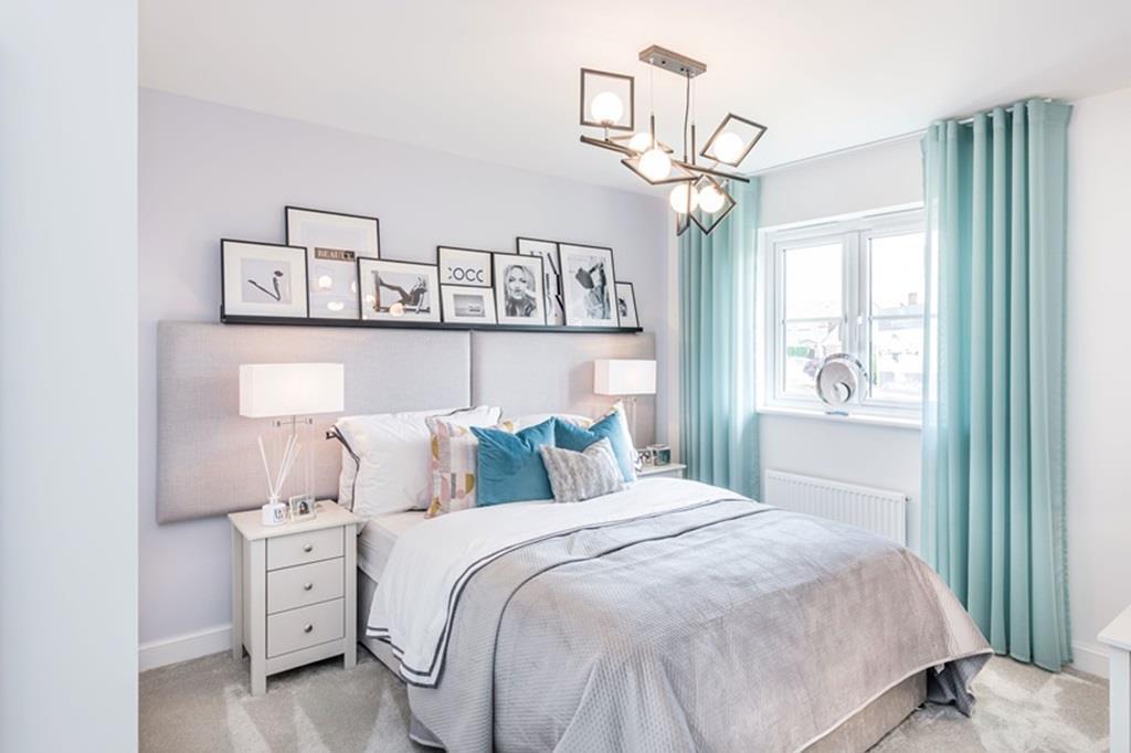 Show Home Cullen Bedroom 1