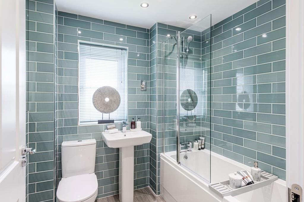 Show Home Cullen Bathroom
