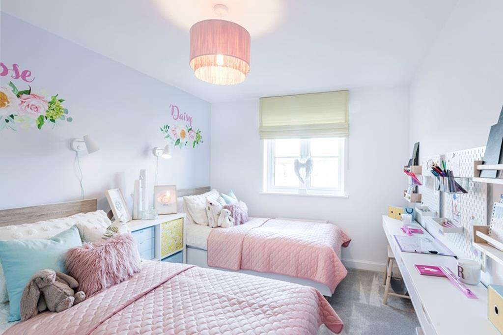 Show Home Cullen Bedroom 2