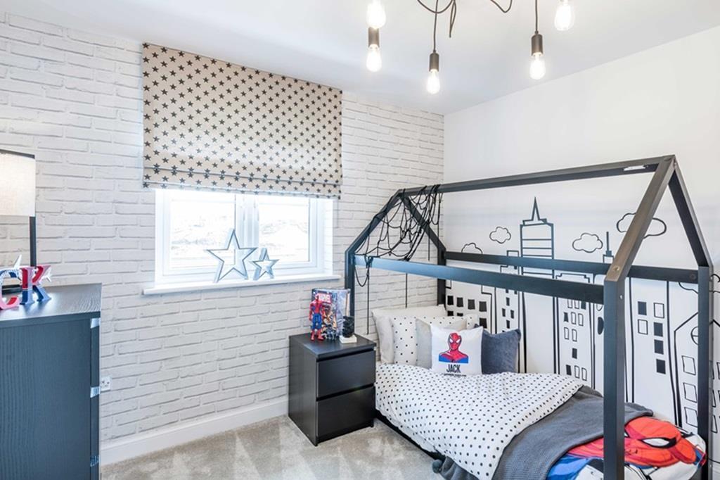 Show Home Cullen Bedroom 3