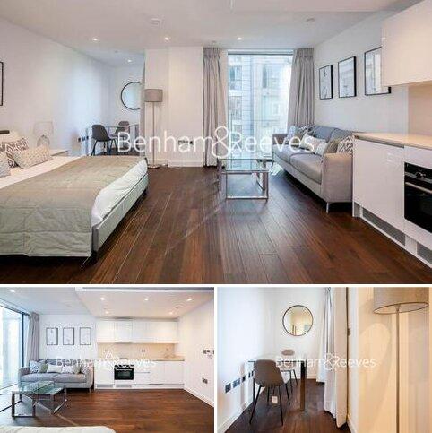 Studio to rent - Royal Mint Gardens E1