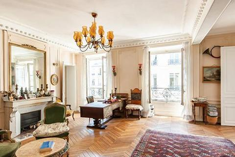 4 bedroom apartment - PARIS, 75003